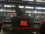 2000t Baler, gantry cutting ceremony